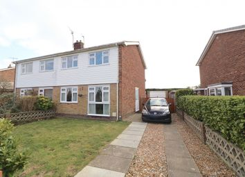 Thumbnail 3 bed semi-detached house for sale in Ramsay Way, Eastbourne, East Sussex