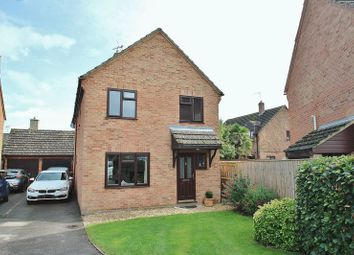 Thumbnail 4 bed detached house for sale in Manor Road, Ducklington, Witney