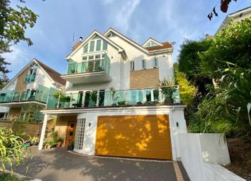 Thumbnail 5 bed detached house for sale in Durlston Road, Parkstone, Poole