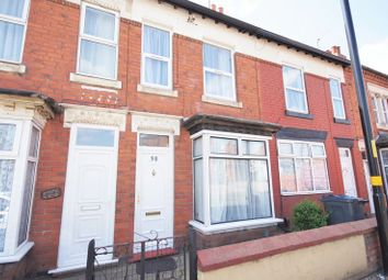 Thumbnail 2 bedroom terraced house for sale in Formans Road, Sparkhill, Birmingham