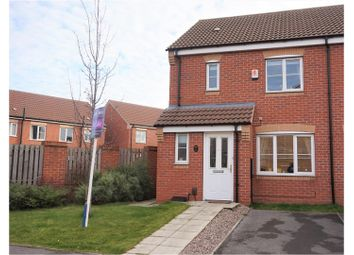Thumbnail 3 bed town house for sale in Aidans Close, Wheatley, Doncaster