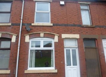 Thumbnail 2 bed terraced house to rent in Burton Road, Dudley