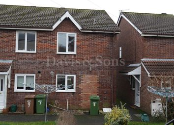 Thumbnail 2 bed end terrace house for sale in Cefn Court, Cefn Road, Blackwood, Caerphilly.
