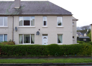 Thumbnail 2 bed flat to rent in Mitchell Crescent, Alloa