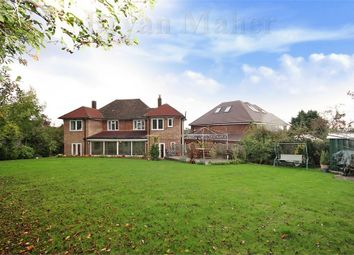 Thumbnail 5 bed detached house for sale in Swinton Close, Wembley