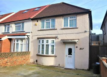 Thumbnail 3 bed semi-detached house for sale in Cromwell Road, Hayes