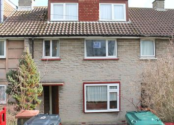Thumbnail 3 bed terraced house to rent in Thompson Road, Brighton, East Sussex