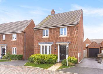4 bed detached house for sale in Ellaway Road, Steventon, Abingdon OX13
