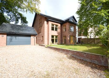 Thumbnail 7 bed detached house for sale in Knowsley Road, Cressington Park, Liverpool
