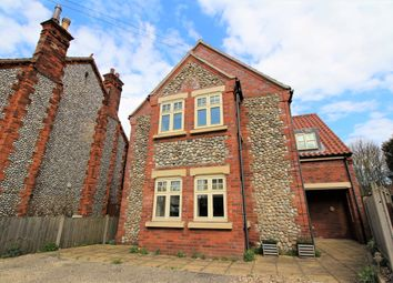 Thumbnail 4 bed detached house for sale in Beeston Road, Sheringham