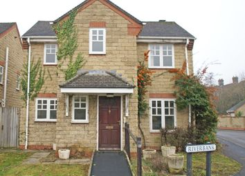 Thumbnail 3 bed detached house for sale in Riverbank, Rowsley, Matlock, Derbyshire