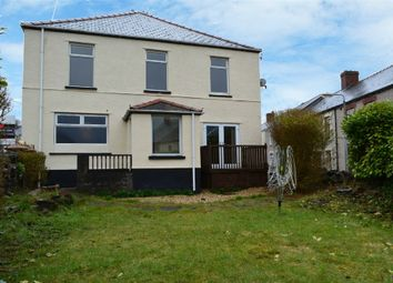Thumbnail 4 bed detached house for sale in Beaufort Rise, Beaufort, Ebbw Vale, Blaenau Gwent