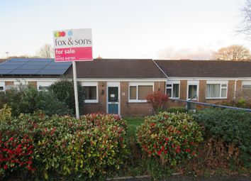 Thumbnail 1 bed terraced bungalow for sale in Sunningdale Road, Saltash