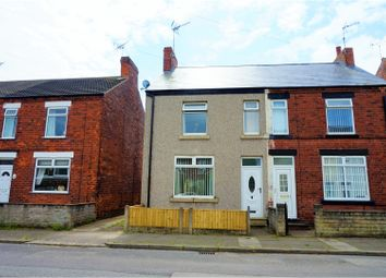 Thumbnail 2 bed semi-detached house for sale in Crown Street, Mansfield