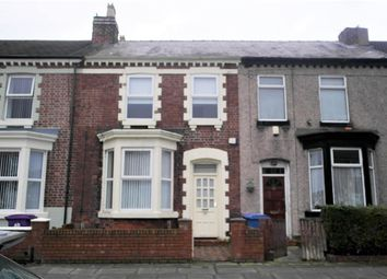 Thumbnail 3 bed terraced house to rent in Chester Road, Anfield, Liverpool