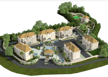 Thumbnail 2 bed apartment for sale in Ocean Spring, Ocean Spring, Montego Bay, Jamaica
