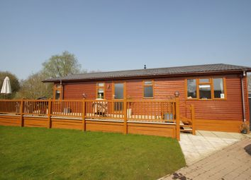 Thumbnail 2 bed lodge for sale in Carlton Meres Holiday Park, Saxmundham, Suffolk