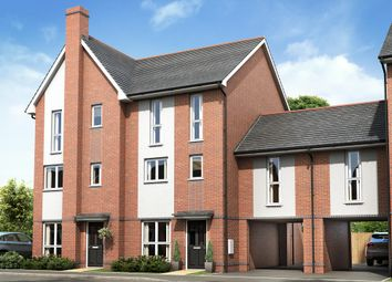 "Thumbnail 4 bed terraced house for sale in ""Ibstone"" at Hyde End Road, Spencers Wood, Reading"