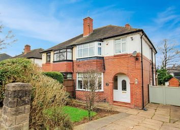 Thumbnail 3 bed semi-detached house for sale in Boma Road, Trentham, Stoke-On-Trent