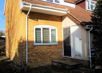 Thumbnail 3 bed end terrace house to rent in Pendragon Walk, London