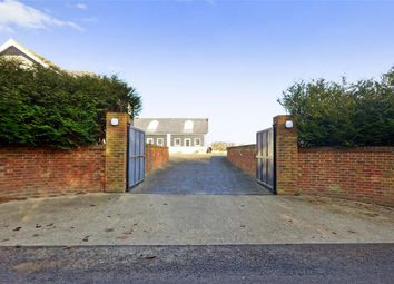 Thumbnail 4 bedroom detached house for sale in Mill Lane, Preston, Canterbury, Kent