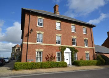 Thumbnail 2 bedroom flat for sale in Dunnabridge Square, Poundbury, Dorchester