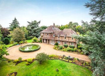 Thumbnail 5 bed detached house for sale in Bishops Walk, Shirley Hills, Croydon, Surrey