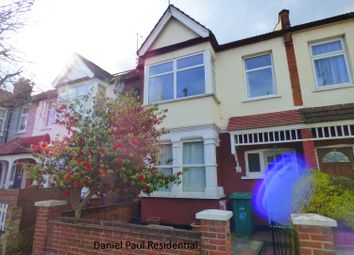 Thumbnail 3 bed end terrace house to rent in Camborne Avenue, Ealing, Northfields, London