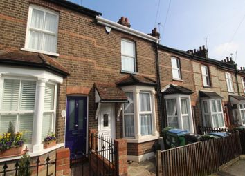 Thumbnail 3 bedroom terraced house to rent in Liverpool Road, Watford