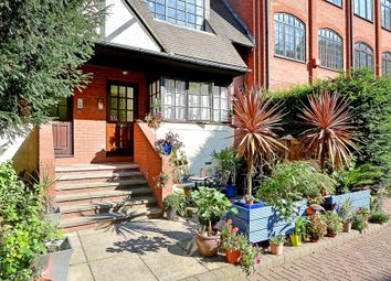 Thumbnail 3 bedroom terraced house for sale in St. Georges Square, London