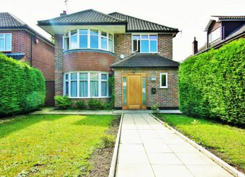 Thumbnail 5 bed detached house for sale in Hillcrest Gardens, Finchley