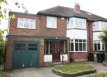 Thumbnail 5 bed semi-detached house to rent in Bentcliffe Avenue, Leeds, West Yorkshire