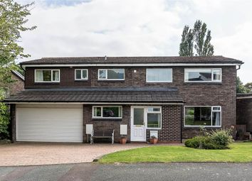 Thumbnail 5 bed detached house for sale in The Grange, Upper Longdon, Rugeley