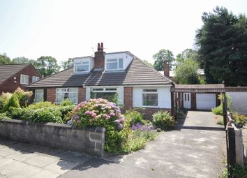 Thumbnail 4 bed semi-detached bungalow for sale in Killester Road, Gateacre, Liverpool