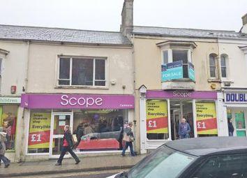 Thumbnail Terraced house for sale in 14-16 Trelowarren Street, Camborne, Cornwall