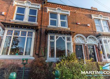 Thumbnail 2 bedroom terraced house for sale in War Lane, Harborne