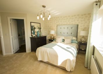 "Thumbnail 4 bed detached house for sale in ""The Roseberry"" at Brookside, East Leake, Loughborough"