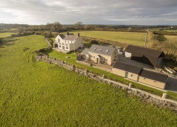 Thumbnail 5 bed detached house for sale in Trefdraeth, Bodorgan, Ynys Mon, North Wales
