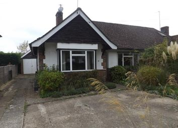 Thumbnail 2 bed bungalow for sale in Lower Station Road, Billingshurst