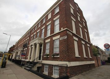 Thumbnail 2 bed flat for sale in Catharine Street, Liverpool