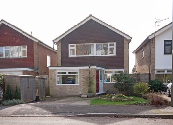 Thumbnail 4 bed detached house for sale in Downswood, Reigate, Surrey