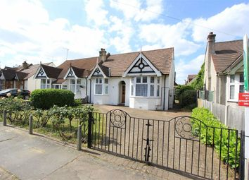 Thumbnail 2 bed semi-detached bungalow for sale in Levett Gardens, Seven Kings, Essex