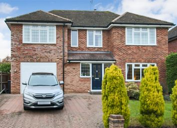 Thumbnail 5 bed detached house for sale in Blount Avenue, East Grinstead, West Sussex