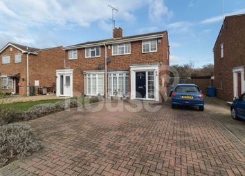 Thumbnail 3 bed semi-detached house for sale in Sunnyside Avenue, Minster On Sea, Sheerness