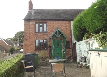 Thumbnail 2 bed end terrace house for sale in Parsonwood Hill, Whitwick, Coalville, Leicestershire