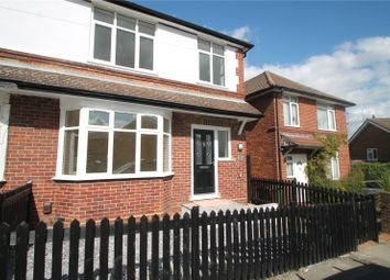 Thumbnail 3 bed semi-detached house for sale in Great Brooms Road, Tunbridge Wells, Kent