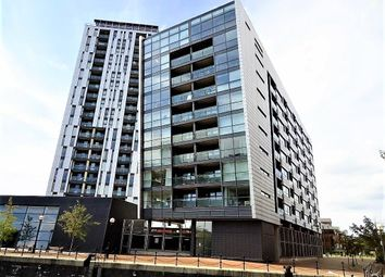Thumbnail 2 bed flat for sale in 254 The Quays, Salford