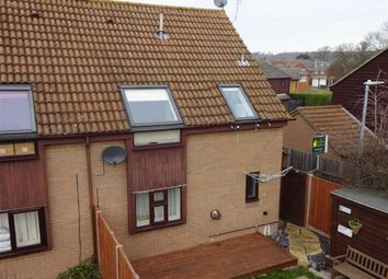 Thumbnail 1 bed terraced house for sale in Uplands, Stevenage, Herts