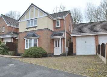 Thumbnail 3 bed detached house for sale in Westwood Avenue, Hyde