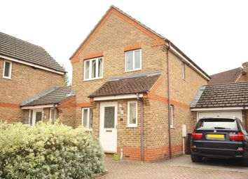 Thumbnail 3 bed detached house to rent in Little Riding, Woking